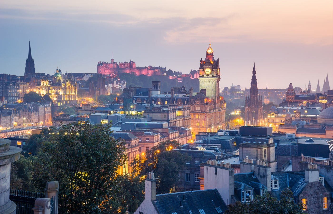 Holiday lets in Edinburgh, Scotland